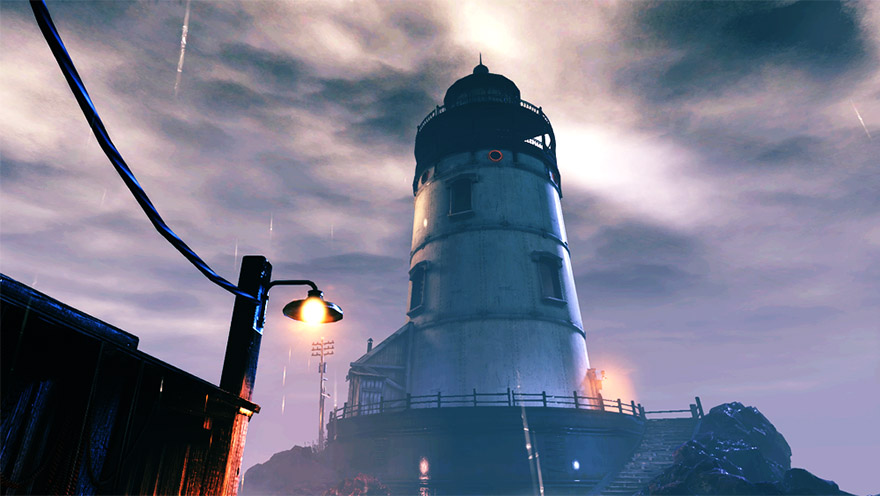 A Lighthouse - Bioshock