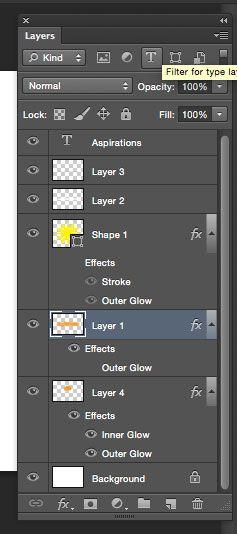 photoshop layer panel