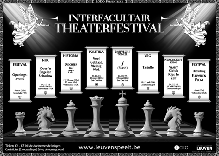Theaterfestival Poster
